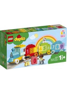 LEGO DUPLO Treno dei numeri - Impariamo a contare - 10954