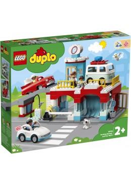 LEGO DUPLO Autorimessa e Autolavaggio - 10948