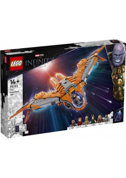 LEGO Marvel Super Heroes L'astronave dei Guardiani - 76193