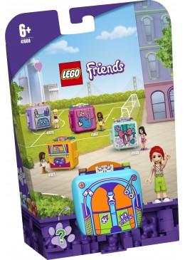 LEGO Friends Il cubo del calcio di Mia - 41669