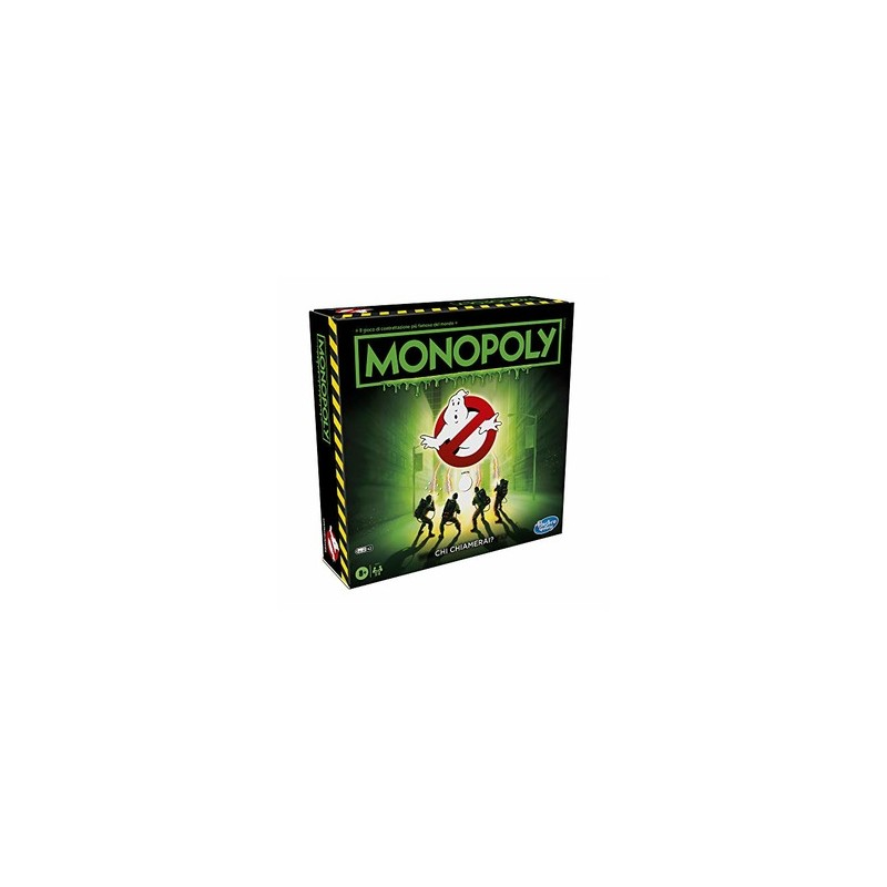 Hasbro Gaming - Monopoly Ghostbusters