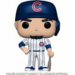 POP MLB: Cubs- Javier Báez...