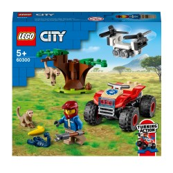 LEGO City Tierrettungs-Quad - 60300