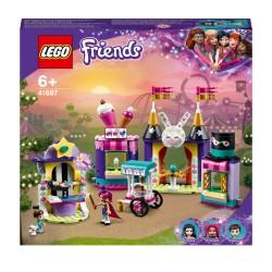 LEGO Friends Gli Stand del luna park magico - 41687