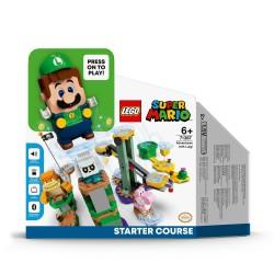 LEGO Super Mario Avventure di Luigi - Starter Pack - 71387