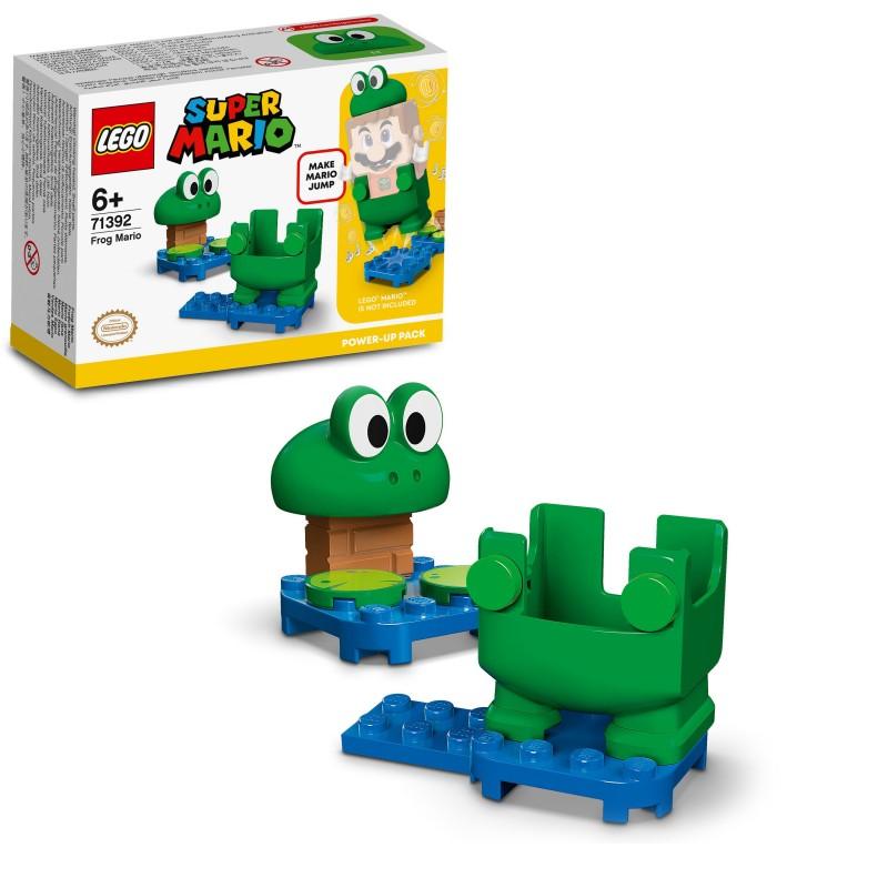 LEGO Super Mario Frog Mario Power-Up Pack 71392