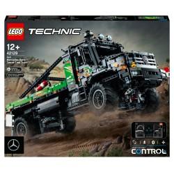 LEGO Technic App-Controlled Mercedes-Benz Zetros Trial Truck 42129