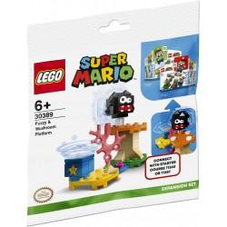 LEGO Super Mario Pack di espansione Stordino e piattaforma fungo - 30389