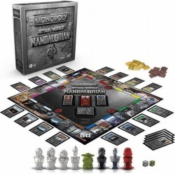 Monopoly - The Mandalorian...
