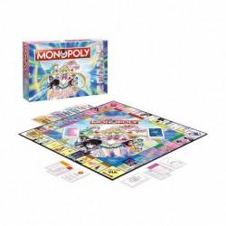 Monopoly Sailor Moon Ed....