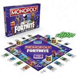 Monopoly Fortnite - Vers....