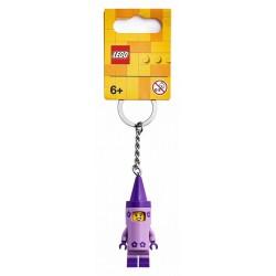 LEGO Crayon Girl Portachiavi